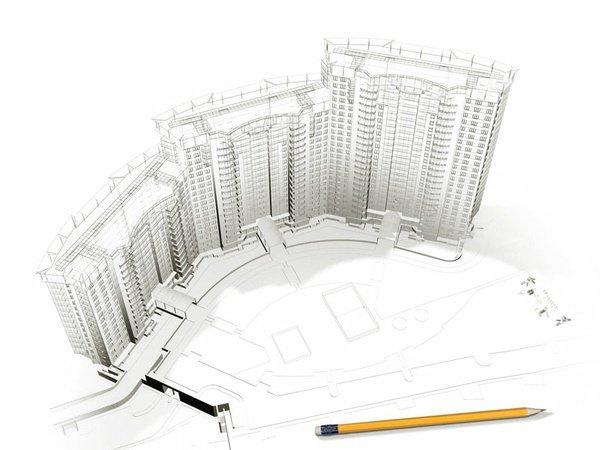 Что такое проектирование зданий и сооружений